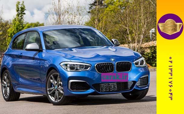 صداگیری BMW 120 - صداگیری بی ام و 120 هاچ بک - رفع صدای اتاق بی ام و 120