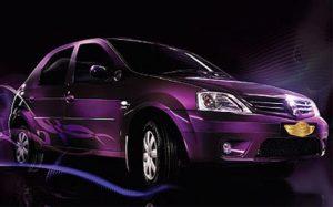 ریمپ خودرو ال 90 برای افزایش شتاب خودرو