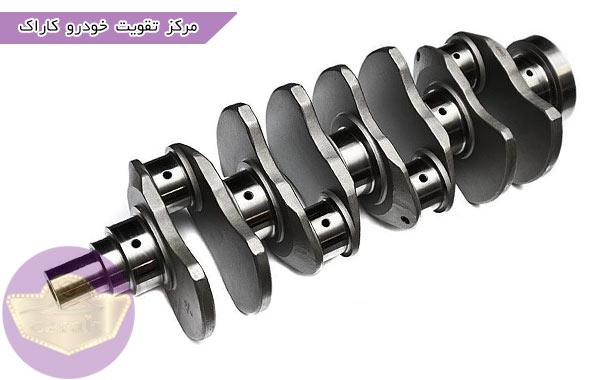 تقویت مبل لنگ خودرو - تقویت موتوری