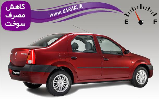 کاهش مصرف سوخت ال 90 با ریمپ ایسیو | ریمپ ای سی یو L90