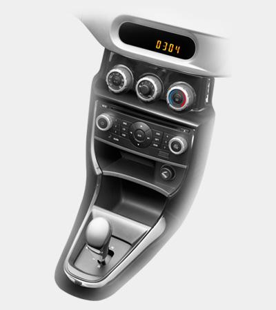 بهبود تعویض دنده گیربکس اتومات با ریمپ