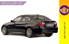 صداگیری BMW 325 | صداگیری درب بی ام و 325 | صداگیری ماشین | کاراک
