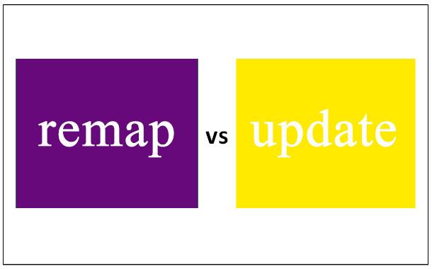 تفاوت ریمپ با آپدیت ایسیو چیست ؟ ecu remap VS update