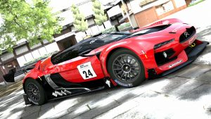 عکس ماشین مسابقه 1
