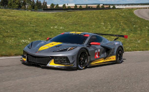 عکس ماشین مسابقه شماره 8 | مجله ماشین مسابقه
