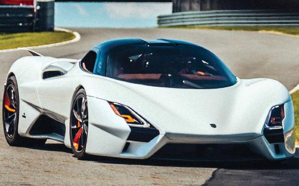 عکس ماشین مسابقه شماره ۲۶ | مجله ماشین مسابقه